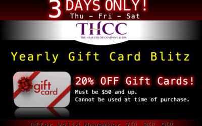 Gift Card Blitz 2019